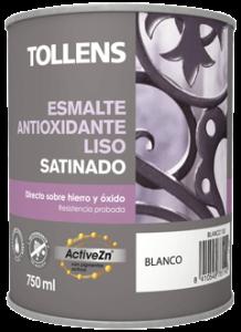 Esmalte antioxidantes liso satinado