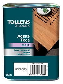 Aceite Teca